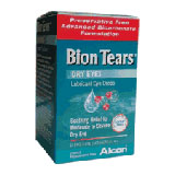 Bion Tears Single Dose Eye Drops contact lenses