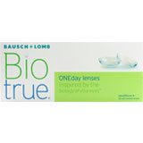 Biotrue ONEday 30 pack contact lenses