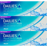 Aquacomfort Plus Multifocal 90 Pack contact lenses