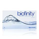 Biofinity 3 Pack contact lenses