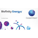 Biofinity Energys 3 Pack contact lenses