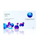 Biofinity XR Toric 6 Pack contact lenses