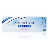 Acuvue 1 Day Define contact lenses