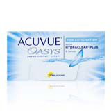 Acuvue Oasys for Astigmatism contact lenses