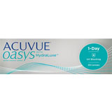 Acuvue Oasys One Day 30 Pack contact lenses