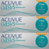 Acuvue Oasys One Day for Astigmatism 90 Pack contact lenses